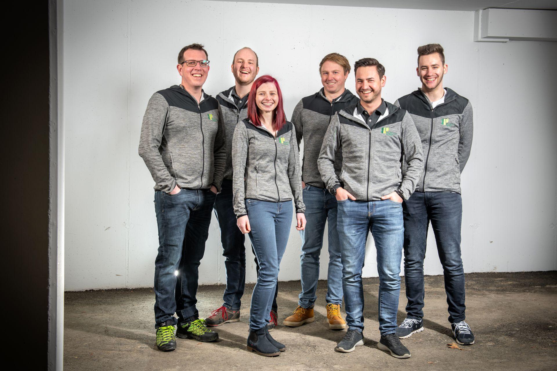 Baumeister-Pieberl-Team